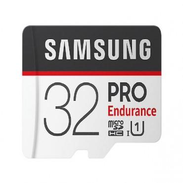 Samsung PRO Endurance microSD Card (SD Adapter) 32GB MB-MJ32GA/APC