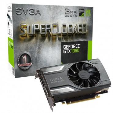 Evga Geforce Gtx 1060 3gb Sc Gaming 03g-p4-6162-kr