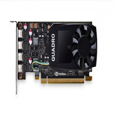 Leadtek Pcie Quadro P1000 4gb Ddr5, 4h(mdp), Single Slot, 1x Fan, Low Profile 900-5g212-2250-000