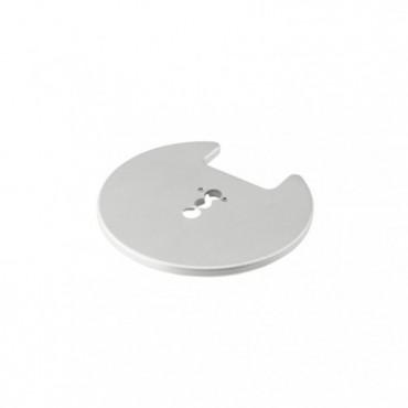 Atdec Grommet Clamp Silver Ac-gc-s