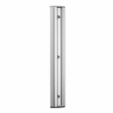 Atdec Wall Channel 350mm Matte Silver Awm-w35-s