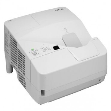 Nec Um351wg Ust Lcd Projector/ Wxga/ 3550ansi/ 4000:1/ Vga, Hdmi/ 20w X1/ Usb Display/ Usb Wireless