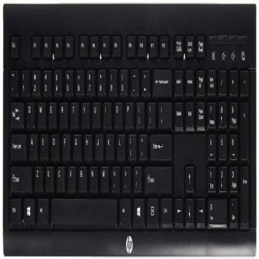 HP K2500 Wireless Keyboard With Numpad E5E77Aa