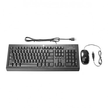 HP USB Essential Keyboard and Mouse H6L29Aa