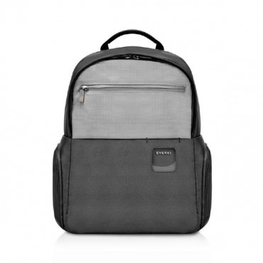 Everki ContemPRO Commuter Laptop Backpack, up to 15.6-Inch Black (EKP160) with Dedicated Tablet/
