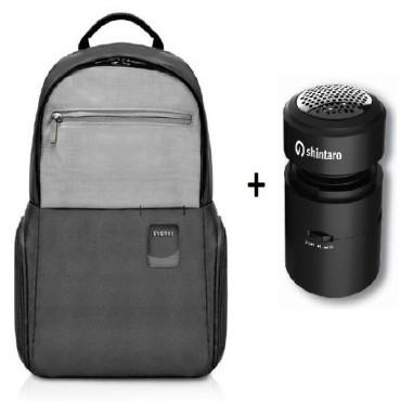 Everki Buy 1 x Everki ContemPRO Commuter Laptop Backpack, up to 15.6-Inch Black (EKP160) GET BONUS
