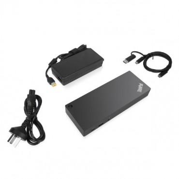Lenovo Thinkpad Hybrid Usb-C With Usb-A Dock (Australian Standard Plug Type I) 40Af0135Au