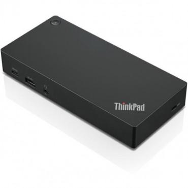 ThinkPad USB-C Dock Gen 2 USB 3.1 (3), DisplayPort (2), HDMI (1), Gigabit Ethernet (1) 40As0090Au