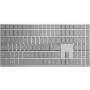 Microsoft Surface Blue Tooth Keyboard - Silver 3YJ-00013