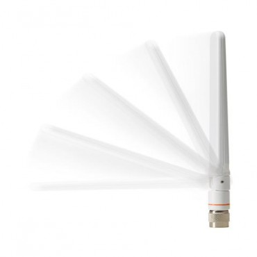 CISCO Aironet Dual Band 90-degree Articulation Dipole Antenna - White AIR-ANT2524DW-R=
