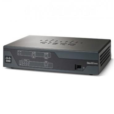Cisco 887 Vdsl/ Adsl Annex M Over Pots Multi-mode Router C887vam-k9