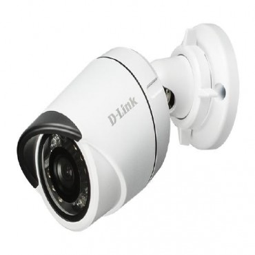 D-Link Vigilance 5Mp Day & Night Outdoor Mini Bullet Poe Network Camera Dcs-4705E