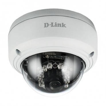 D-LINK DCS-4603 Vigilance Full HD Day & Night Indoor Dome PoE Network Camera DCS-4603