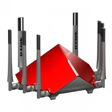 D-link The Dir-895l Ac5300 Mu-mimo Ultra Wi-fi Router Lets You Easily Connect Control And Monitor
