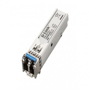 D-LINK 1000Base-LX Industrial SFP Transceiver (Single Mode 1310nm) - 10km DIS-S310LX