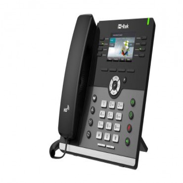 Htek Uc924E Gigabit Color Ip Phone Up To 12 Sip Accounts Uc924E