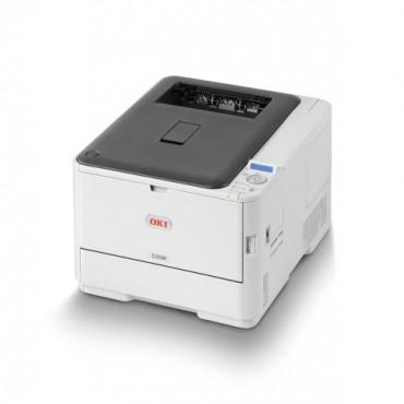 OKI C332dn Colour A4 PCL 250 Sheet 26 - 30ppm Duplex Network Printerr 46403103
