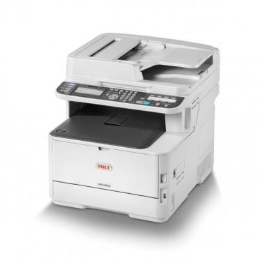 OKI MC363dn Colour A4 26 - 30ppm Network AirPrint, Google Cloud Print, Duplex 350 sheet +options