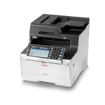 OKI MC573dn Colour A4 30 - 30ppm Network AirPrint, Google Cloud Print, Duplex 350 sheet +options