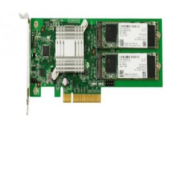 Synology M2d18 Adapter Card Supporting M.2 Sata Ssd In Selected Synology Nas Models M2d18