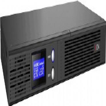 ION F15R 650Va Line Interactive 1Ru Rack Mount Ups 4 X Iec C13 Rail Kit Inc. F15R-650