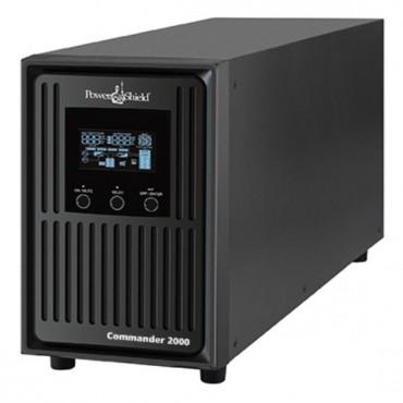 PowerShield Commander 1100VA/ 990W Line Interactive Pure Sine Wave Tower UPS with AVR. Telephone/