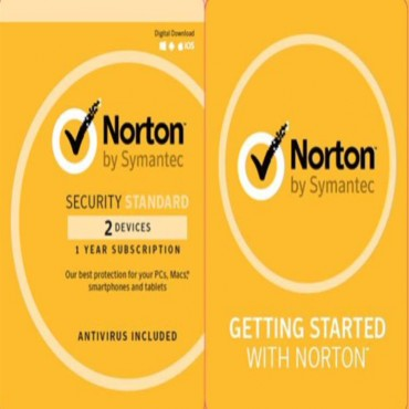 Norton Bundle 5 x Norton SECURITYSTD-2L Norton Security Std 2 Bun BUN-SECURITYSTD-2LX5