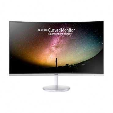 SAMSUNG 34IN 30DEG CURVE IMMERSION QUANTUM DOT 125% SRGB VA 100 HZ 3 000:1(TYP.)CONTRAST
