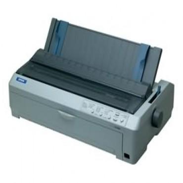 Epson Lq-2090 Dot Matrix Up To 529 Charc Per Second, 5-part Form Copy Capability