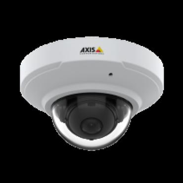 AXIS M3075-V UC INDR MINI DOME dust/IK08 maxHDTV 1080p 30fps 01709-001