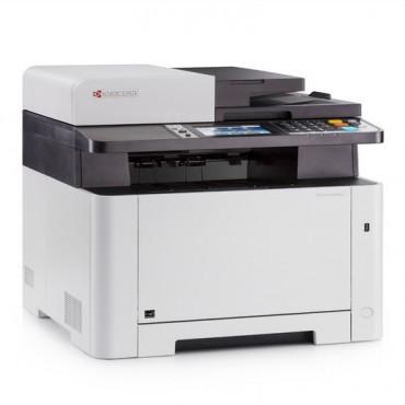 Kyocera Ecosys Mfp M5526cdn A4 Colour Laser. 26ppm Scan Copy Fax Duplex 2yr 1102r83as0