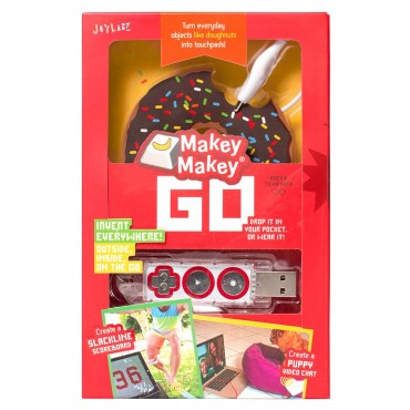 Makey Makey Go: Better For Inventing On The Go! - 5 Pack Mm-Mmgo-5Pk