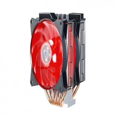 COOLER MASTER *NATIVELY AM4 SUPPORT TWIN-TOWER DESIGN WITH 2X 120MM RGB EXCEPTIONAL PERFORMANCE