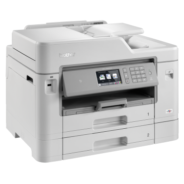 Brother Inkjet Multi-Function With 2-Sided A3 Printing & A4 Scanning Dual 250 Sheets Trays 3