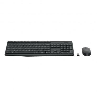 Logitech 920-007937: Logitech MK235 Wireless Keyboard Mouse LOGCOMMK235