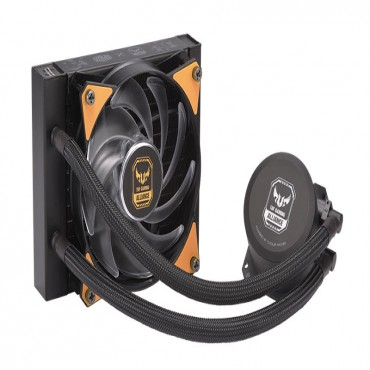 Cooler Master Masterliquid Lite 120 Rgb Cpu Cooler Rgb Dual Chambers Design Water Block 120mm