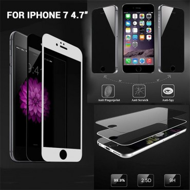"IPHONE 7 TEMPER GLASS SCREEN PROTECTOR 4.7"" MOBVMXIP7TG"