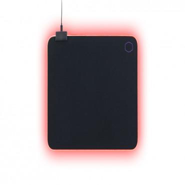 Coolermaster Masteraccessory M7510 Rgb Soft Gaming Mousepad L Size 450X350X3Mm Mpa-Mp750-L