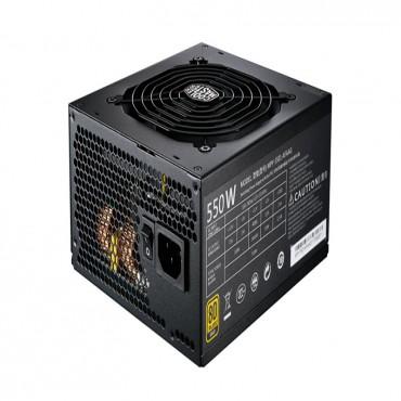 Cooler Master MWE Gold 550W Full Modular, 80 PLUS Gold Certified (MPY-5501-AFAAG-AU) MPY-5501-AFAAG-AU