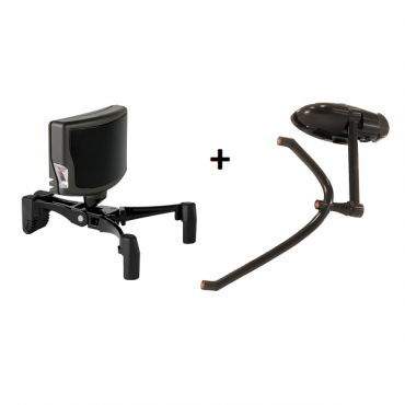 Naturalpoint Trackir 5 Ultra Includes Both The Trackir 5 (inc Vector) And Trackclip Pro Accessory