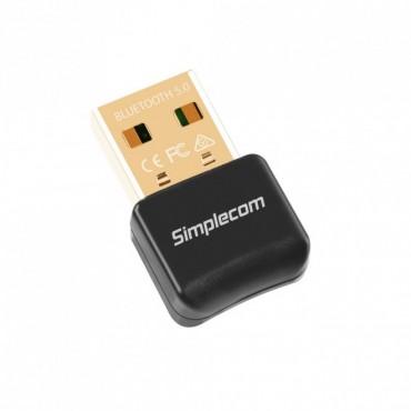 Simplecom NB409 USB Bluetooth 5.0 Adapter Wireless Dongle NB409