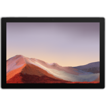 "Microsoft Surface Pro 7 - Platinum Intel I3-1005G1 4Gb Ram 128Gb Ssd 12.3"" Display (VDH-00006)"