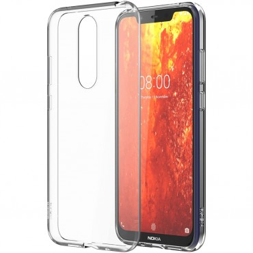 Hmd Nokia 8.1 Clear Case 8P00000032