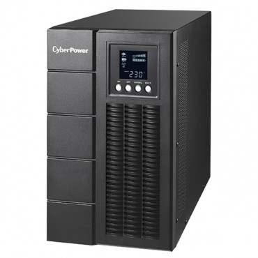 CyberPower Online S 2000VA/ 1600W (10A) Tower Online UPS - (OLS2000E) -2 Yr Adv Replacement Warranty
