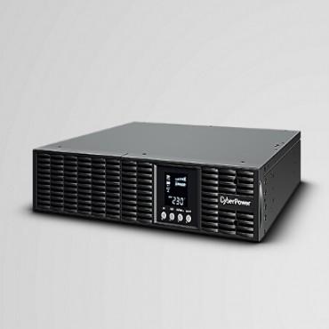 CYBERPOWER Online S 2000VA/ 1800W Rackmount UPS - 12V/ 7AH*6 - (8) IEC C13 USB & Serial Port &