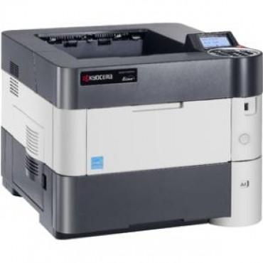 Kyocera Ecosys Sfp P3050dn A4 Workgroup Mono Laser 50ppm 1200x1200dpi Duplex 2yr 1102t83as0