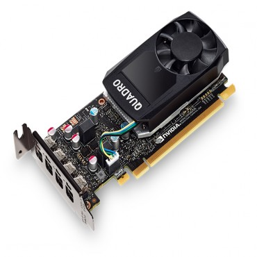 Leadtek Quadro P620 2gb 128-bit Ddr5 4xmdp Retail Pack Comes With Atx And Lp Bracket. Replacing P600