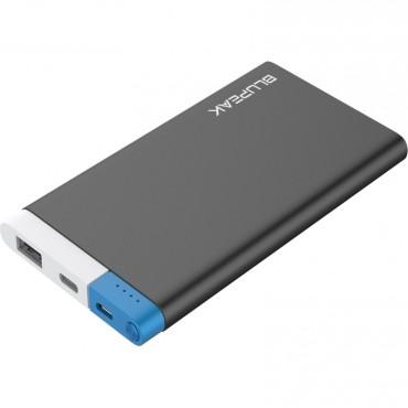 Blupeak 5000mAh Premium Aluminium Power Bank USB-A & USB-C PB05PM