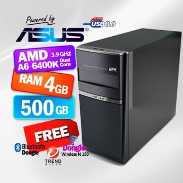 Asus Power PHPC1401A6420-4-500 Desktop PC PHPC1401A6420
