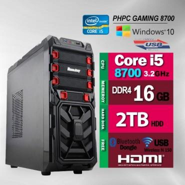 PHPC Gaming 8700 (16Gb Ram/ 2Tb Hdd) Phpcsysgame8700B